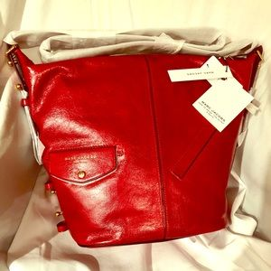 Marc Jacobs Brand New Red Hobo/Shoulder bag
